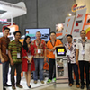 Martin Engineering participó en la exhibición sobre minería de Indonesia en Jakarta, Indonesia.